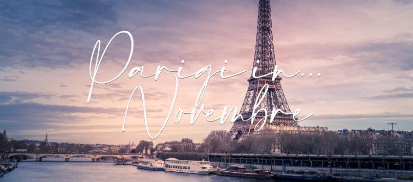 Parigi in... Novembre - Laura Vegliamore