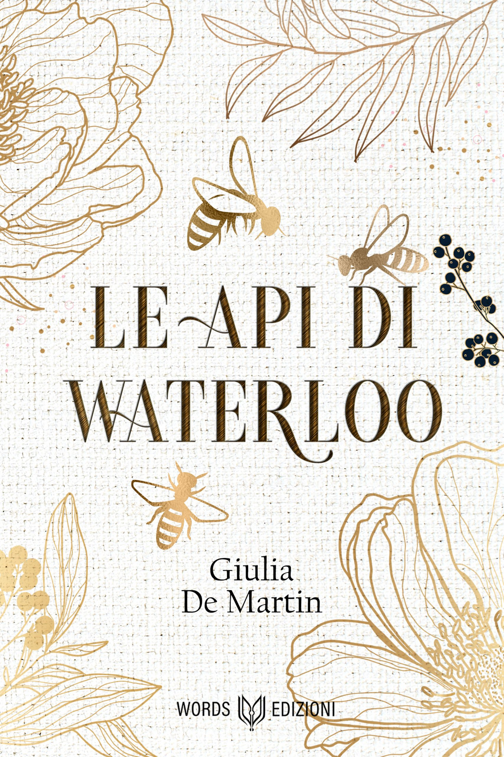 words edizioni api di waterloo giulia de martin